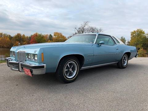 1977 Pontiac Grand Prix for sale in Macon, MO