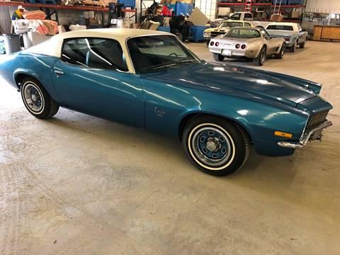 1971 Chevrolet Camaro for sale in Macon, MO