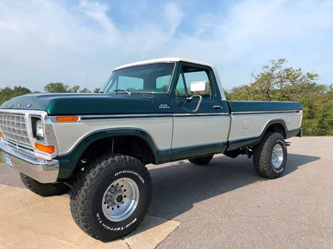 1978 Ford F250 >> 1978 Ford F 250 For Sale In Macon Mo