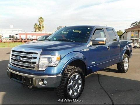 2013 Ford F-150 for sale at Mid Valley Motors in La Feria TX
