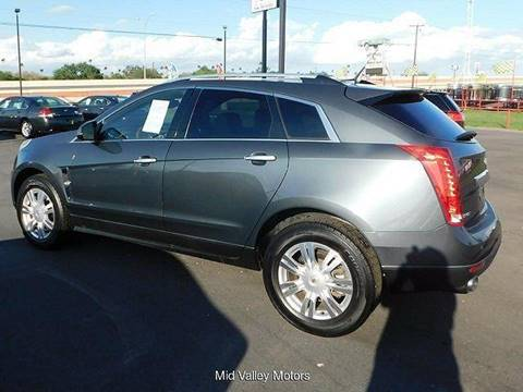 2010 Cadillac SRX for sale at Mid Valley Motors in La Feria TX