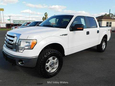 2012 Ford F-150 for sale at Mid Valley Motors in La Feria TX