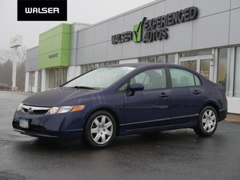 2007 Honda Civic for sale in Brooklyn Park, MN