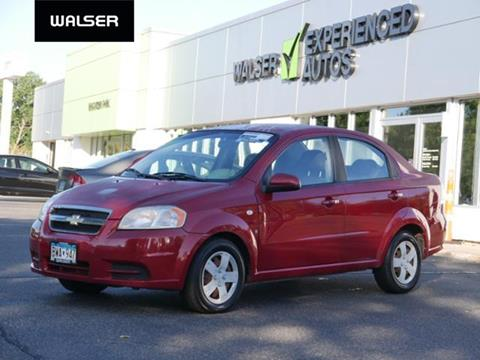 2007 Chevrolet Aveo for sale in Brooklyn Park, MN