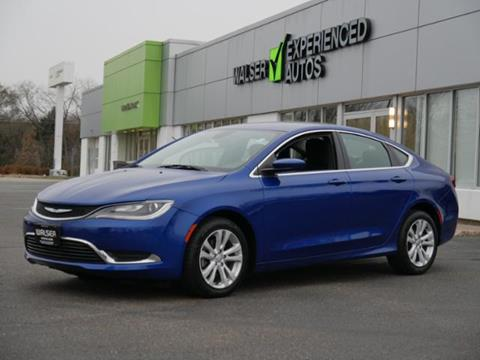 2015 Chrysler 200 for sale in Brooklyn Park, MN
