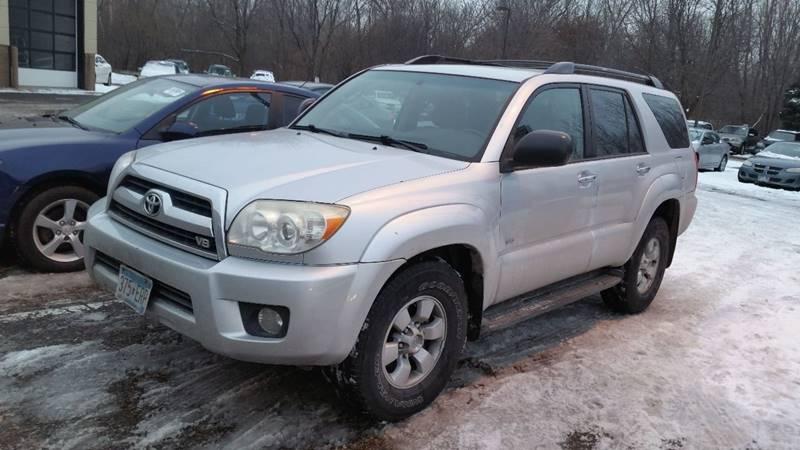 Toyota Runner SR In Maplewood MN Fleet Automotive LLC - 2007 4runner