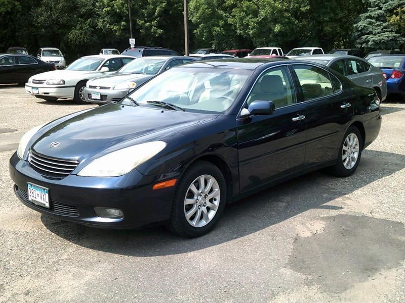 2004 Lexus ES 330 For Sale At Fleet Automotive LLC In Maplewood MN