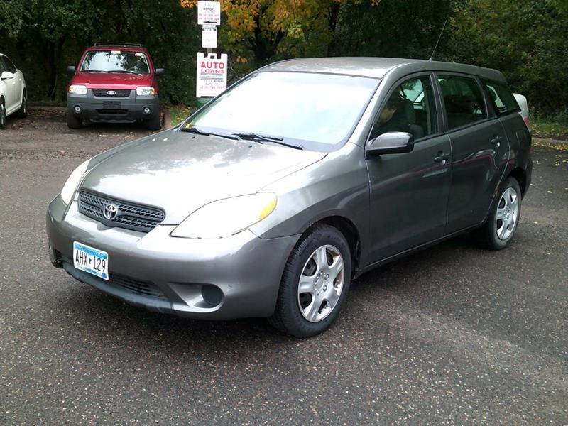 2005 Toyota Matrix For Sale At Fleet Automotive LLC In Maplewood MN