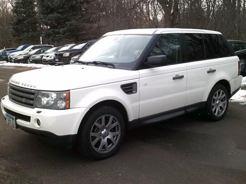 2009 Land Rover Range Rover Sport for sale in Maplewood, MN