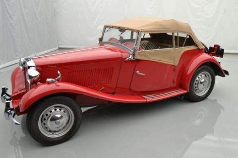 1953 MG TD for sale in Hickory, NC