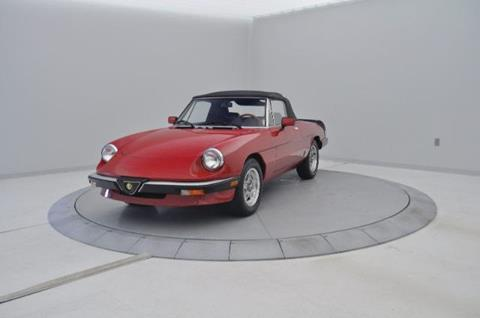 1985 Alfa Romeo Spider for sale in Hickory, NC