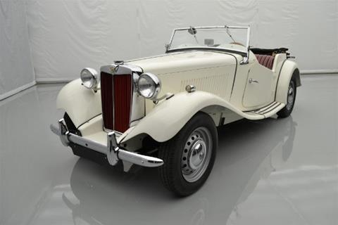 1952 MG TD for sale in Hickory, NC
