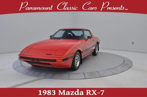1983 Mazda RX-7 for sale in Hickory, NC