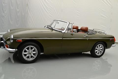 1974 MG B for sale in Hickory, NC