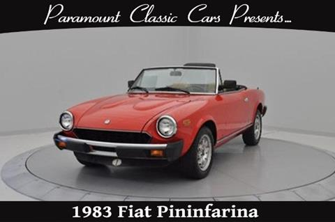 1983 Pininfarina Azzurra for sale in Hickory, NC