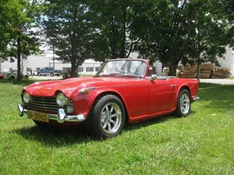 1966 Triumph TR4 for sale in Hickory, NC