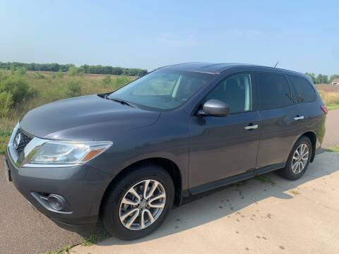 2013 Nissan Pathfinder for sale at Major Motors Automotive Group LLC in Ramsey MN