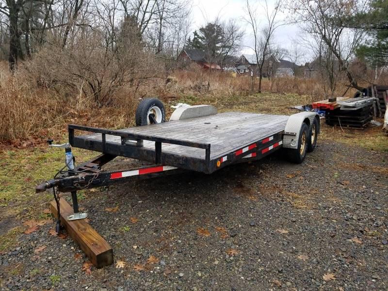 2010 PJ PJ7 00 lb Car Trailer In Homer NY - Dann Brothers LLC
