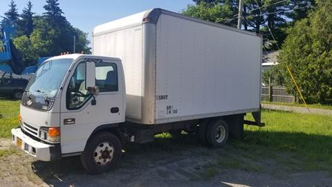 2000 Chevrolet W4500 for sale in Homer, NY
