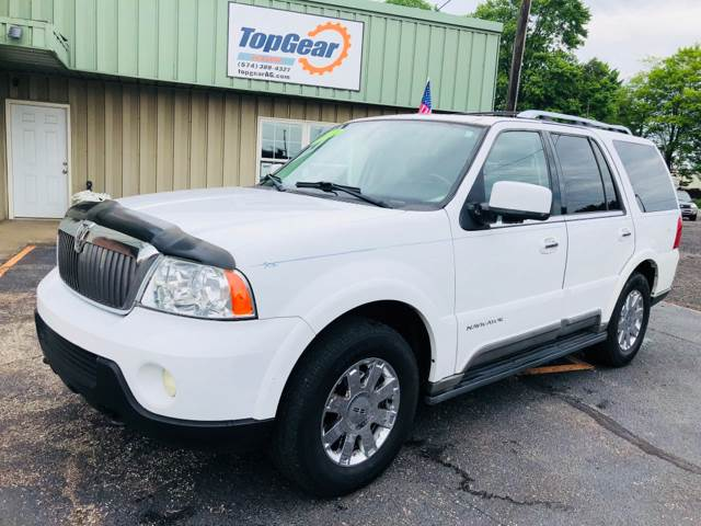 tradecarview lincoln used sale stock for navigator car