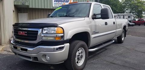2006 GMC Sierra 2500HD for sale in Elkhart, IN