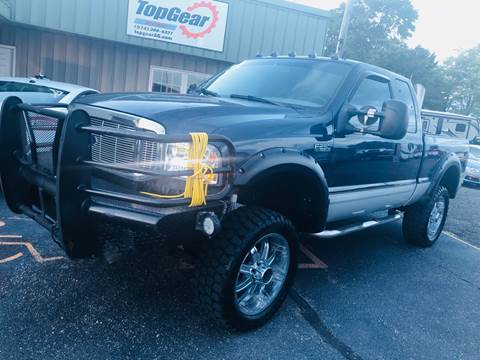 2001 Ford F-250 Super Duty for sale in Elkhart, IN