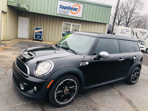 Mini Clubman For Sale In Elkhart In Top Gear Auto Group