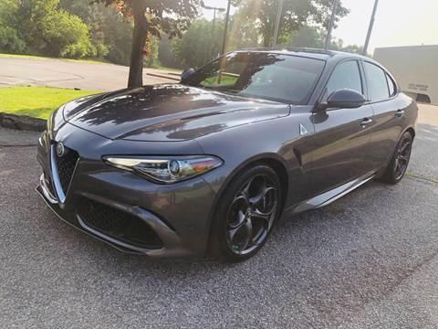 2017 Alfa Romeo Giulia Quadrifoglio for sale in Mishawaka, IN