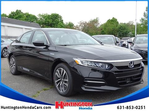 2018 Honda Accord Hybrid for sale in Huntington, NY