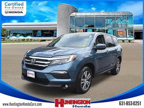 2016 Honda Pilot for sale in Huntington, NY