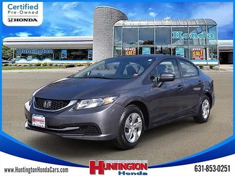 2015 Honda Civic for sale in Huntington, NY