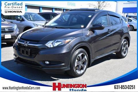 2018 Honda HR-V for sale in Huntington, NY