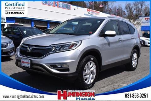 2016 Honda CR-V for sale in Huntington, NY