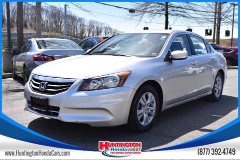 2011 Honda Accord for sale in Huntington, NY