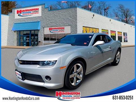 2015 Chevrolet Camaro for sale in Huntington, NY