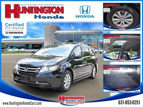 2014 Honda Odyssey for sale in Huntington, NY