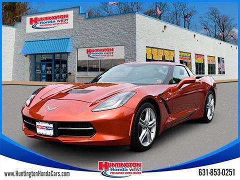 2016 Chevrolet Corvette for sale in Huntington, NY