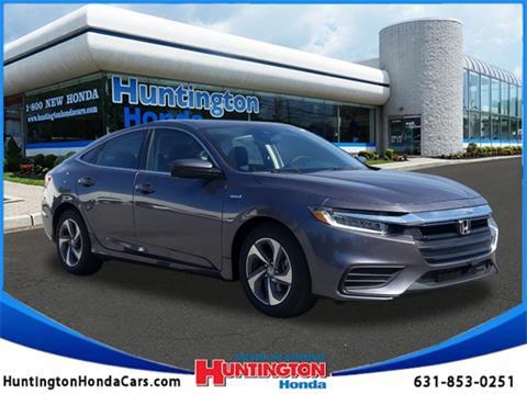 2019 Honda Insight for sale in Huntington, NY