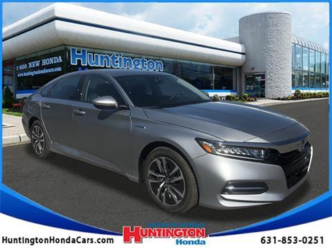 2019 Honda Accord Hybrid for sale in Huntington, NY