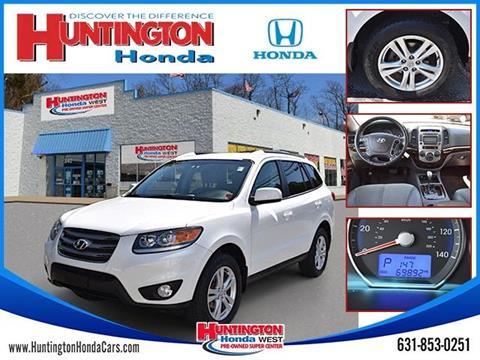 2012 Hyundai Santa Fe for sale in Huntington, NY