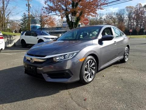 2016 Honda Civic for sale in Huntington, NY