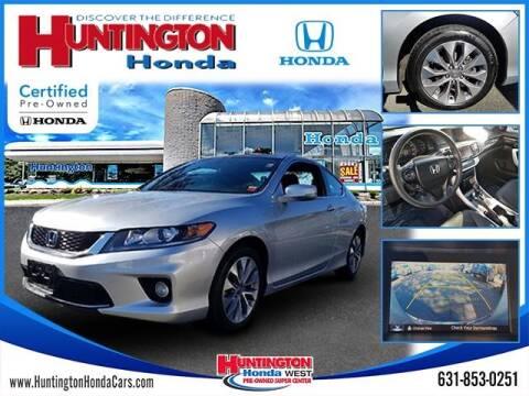 2014 Honda Accord for sale in Huntington, NY
