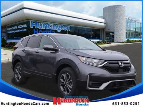 2020 Honda CR-V EX for sale at Huntington Honda West in Huntington NY
