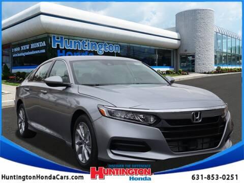 2020 Honda Accord LX for sale at Huntington Honda West in Huntington NY