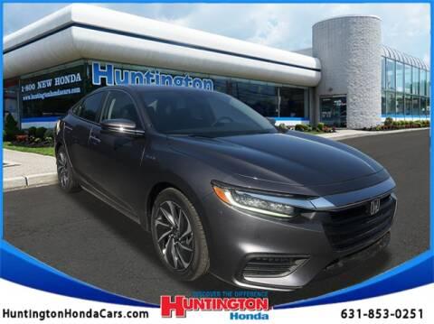 2020 Honda Insight Touring for sale at Huntington Honda West in Huntington NY