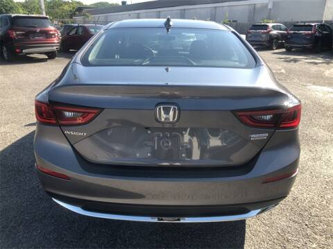 2020 Honda Insight