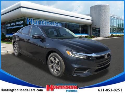 2020 Honda Insight EX for sale at Huntington Honda West in Huntington NY