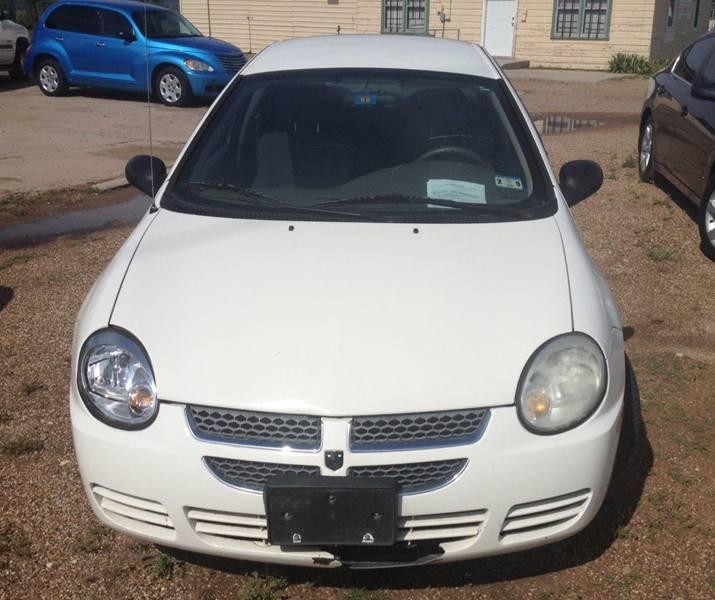 2005 Dodge Neon SXT In Lubbock, TX