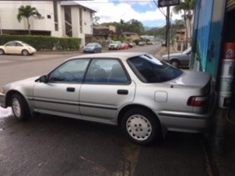 1991 Acura Integra For Sale in Yuma, AZ - Carsforsale.com on