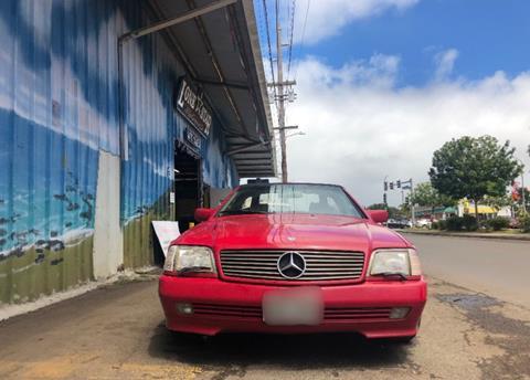 1995 Mercedes-Benz SL-Class for sale in Honolulu, HI